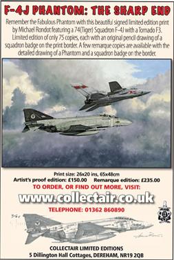 F-4J Phantom Ad