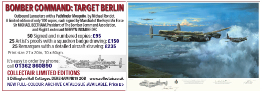 Bomber Command Ad