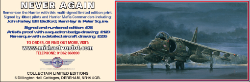 Harrier Ad