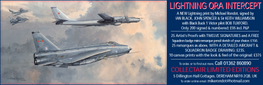 Lightning Intercept Ad