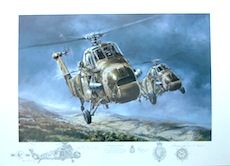 Michael Rondot Aviation Art Print