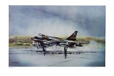 Michael Rondot Aviation Art Print